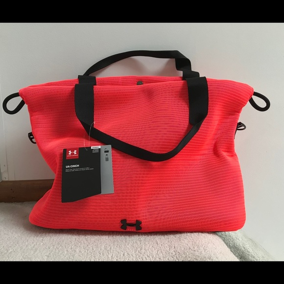 08f36559a703 UNDER ARMOUR Drawstring Gym Tote or Shoulder Bag